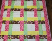 Baby Weave Quilt- 39x50""