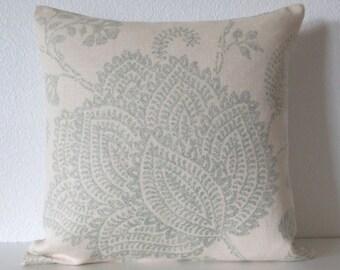 Lee Jofa Medina Seamist designer decorative pillow cover
