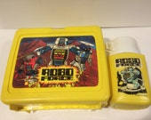 Reserved for Gina Robo Force Thermos