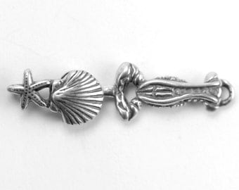 Sterling Silver Lobster Clasp
