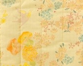 """2015 Nani Iro  - En Garden -   So   Japanese fabric Double Gauze quilt Quilting  Quilted fabric -  50cm or 19"""" length"""