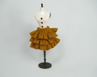 Handmade outfit for Blythe doll layers skirt B-67