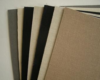 7   11 x 14 Burlap Picture Frame Mat Board Blank Uncut Acid Free Mat Matting