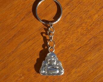 Buddha Keychain Charm