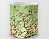 Art Coffee Cup Mug Modern Fall fine art photography home decor