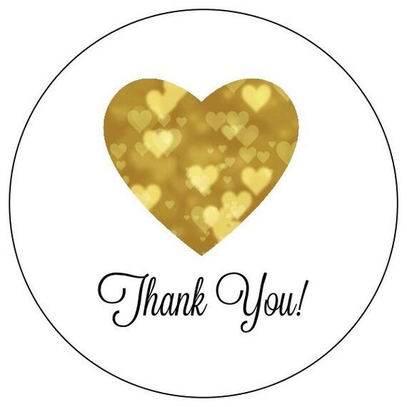 gold wedding stickers gold heart wedding stickers golden