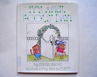 It's April Fools' Day, a Vintage Children's Book