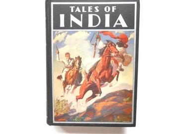 Tales of India, a Vintage Rudyard Kipling Book, 1936