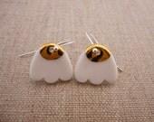 Ohana Flower Hook Earrings SALE