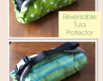 Baby Carrier Bag ~ Tula Protector - carry bag, slip cover - fits most SSC like Ergo, Becco, Lenny Lamb, boba and more!