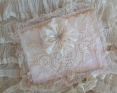 Lace Encrusted Card
