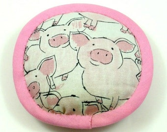 No Fur Catnip Toys, Vegan Cat Toys, Pig Pillows, Pork Pillow, Catnip Pig, Farm Animal Cat Toys, Ethical Cat Toys, Porcine, THIS LITTLE PIGGY