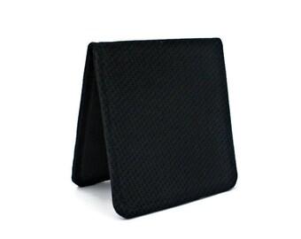 Minimal Wallet,Men's Slim Wallet,Small Bifold Wallet,Vegan Wallet Men,Wallet Men Black,Business Card Case,Super Thin Wallet,Pocket Wallet