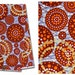 Mitex Holland Wax African fabric by the yard/ Embroidery Wax print / Mitex print fabrics/ Mitex Maxi Skirt Fabric/ Luxury African fabric