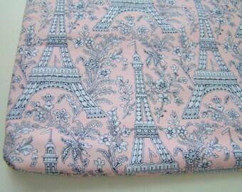 Michael Miller Eiffel Tower Fabric, Paris Fabric, OOP, HTF