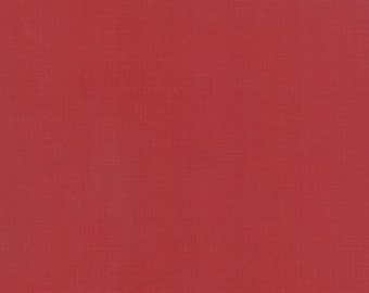 Joyeux Noel - Solid in Rouge by French General for Moda Fabrics