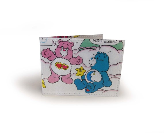 Care Bears Oyster Card Holder - Travel, Metro, Train, Bus pass