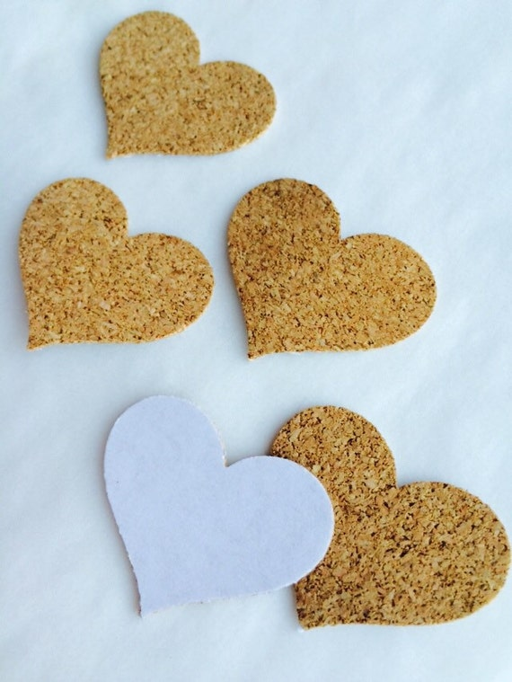 Forvever Love Cork Die Cuts