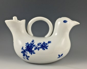 Japanese Dove form teapot