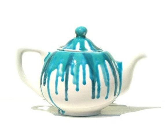 Modern Teapot Tea Pot for Modern Home Ceramic Teapot