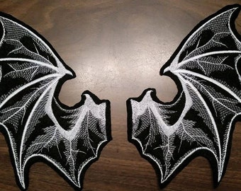 Bat Dragon Wings