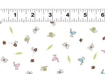Guess How Much I Love You Birds Snails Butterflies Bees Anita Jeram One Yard