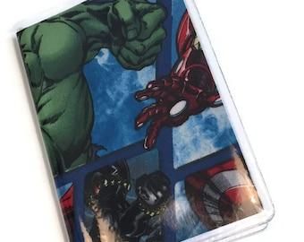 Passport Cover Avengers