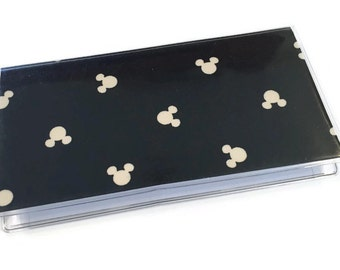 Checkbook Cover Mickey Mouse Ears