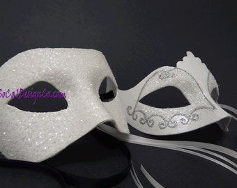 Couples Mask Set, Couples Masquerade Mask, Couples Masks, Mask Set, Womens Masquerade Mask, Mens Masquerade Mask, Masquerade Mask Men