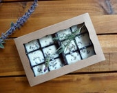 Lavender Tub Truffles - Cocoa Butter Bath Melts