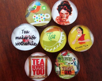 IT'S TiME for TEA MAGNETS