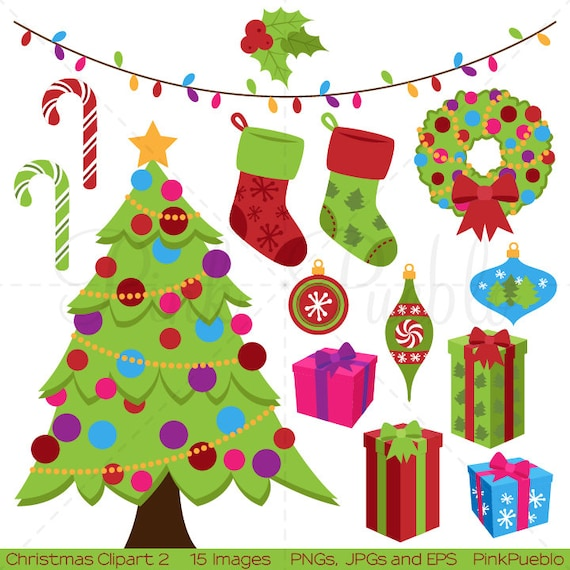 Christmas Clipart Clip Art Holiday Clip Art Clipart with