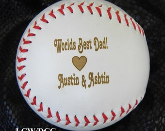 Baseball Personalized Custom Engraved Leather Ring Bearer Wedding  Dad Father's Day Birthday Holiday Groomsmen Gift Party Favor Coach Sports