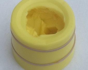 3d Quartz Crystal Soap & Candle Mold
