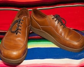 Mens Sharti Shoes Honey Leather