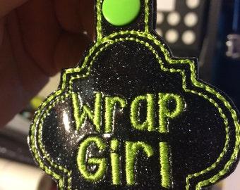 Wrap girl