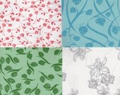 Mix & Match 12x12 Art Papers Botanical Designs for Scrapbooking, Collage, Bookbinding and More