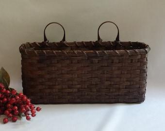 Large Wall Basket-Wall Decor- Handwoven Basket