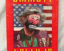 Emmett Kelly, Jr. Book Travels Through American History with the World's Most Famous Hobo Clown