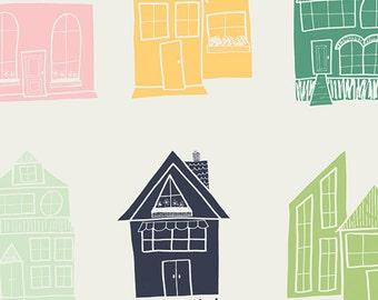 Happy Home Block Festival by Caroline Hulse for Art Gallery Fabrics
