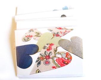 Fabric Love Greeting Card