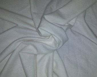 Organic Light Bamboo Fleece OBF Natural