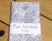 A6 map Notebook