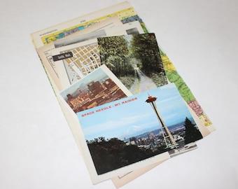 Seattle Washington - United States Travel Kit