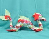 Sencha the Seaosaur