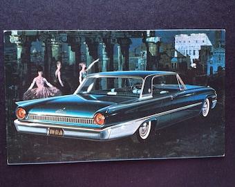 1961 Ford Galaxie Club Victoria PC