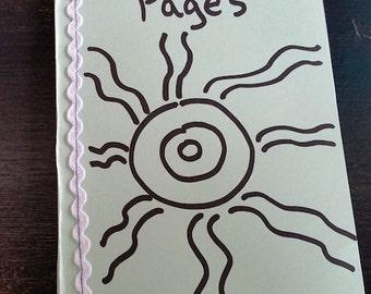 Handmade Coloring Book
