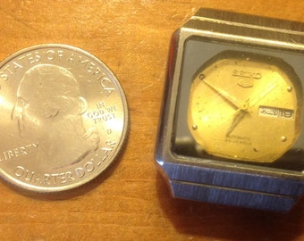 Vintage Mens Seiko 5 Automatic Watch