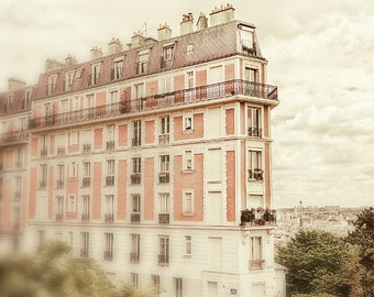 Paris photography, Paris art print, Paris architecture - The Heart of Paris