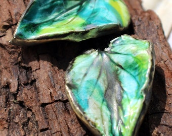 Heart Shaped Leaf Drops